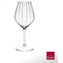 Poháre na víno 360 ml Rona OPTICAL 6 ks