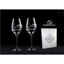 Poháre na víno 360 ml GALAXY 2 ks