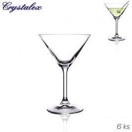 Sklenice LARA 0,21l koktejl 6ks
