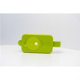 DEWBERRY Basic SLIM GREEN APPLE (zelená) + 2× 6 Pack