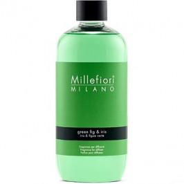 MILLEFIORI MILANO Green Fig & Iris náplň 500 ml