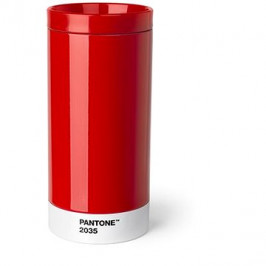 PANTONE To Go Cup – Red 2035, 430 ml