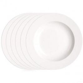BANQUET hlboký tanier 22 cm AMBASSADOR 6 ks A02391