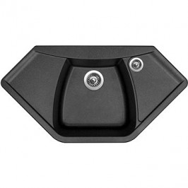 Sinks NAIKY 980 Metalblack
