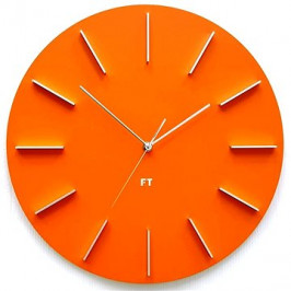FUTURE TIME Round Orange FT2010OR