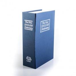 G21 Kniha 180 × 115 × 55 mm modrá