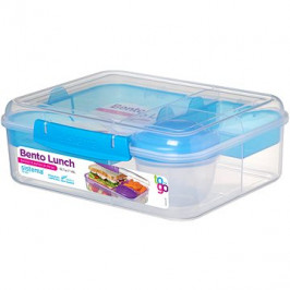SISTEMA 1,65 L Bento Lunch To Go Blue Online Range