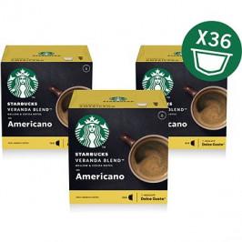 Starbucks by Nescafé Dolce Gusto Veranda Blend, 3 balenia