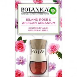 AIR WICK Botanica Electric Exotická ruža a africká pelargónia 19 ml