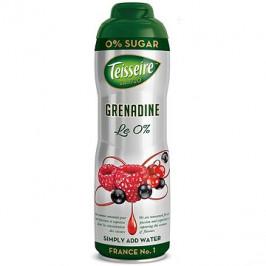 Teisseire grenadine 0,6 l 0 %