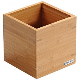 Kesper Box z bambusu 13 × 13 cm