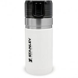 STANLEY vákuová fľaša GO na vodu 470 ml polárna biela