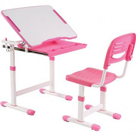 AlzaErgo Table ETJ100 ružový