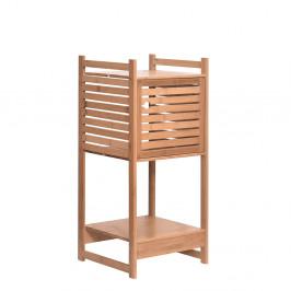 Regál SELENE TYP 1 bambus Tempo Kondela