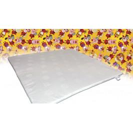 Detská matrac do ohrádky 120 x 120 cm