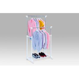 Stojan na šaty s odkladačom na topánky ABD-1222 WT Autronic