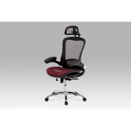 Kancelárska stolička KA-A185 RED Autronic