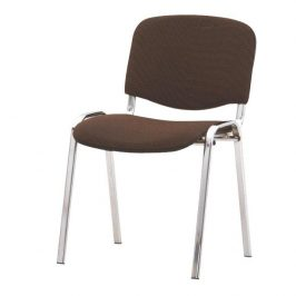 Kancelářská židle, hnědá, ISO 0000063649 Tempo Kondela