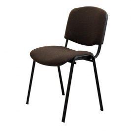 Židle, hnědá, ISO NEW 0000063656 Tempo Kondela