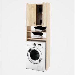 Skříňka nad pračku, dub sonoma, NATALI 0000189242 Tempo Kondela