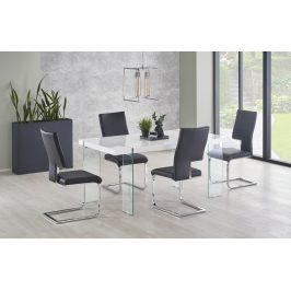 Jedálenský stôl MILTON biely Halmar