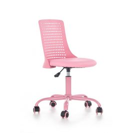 Detská stolička PURE Halmar Ružová