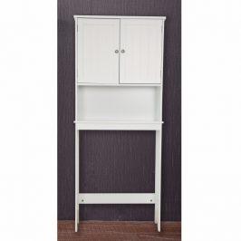 Skříňka nad WC, bílá, ATENE TYP 5 0000228317 Tempo Kondela
