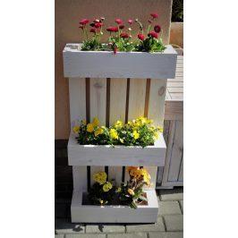 Kvetináče EUR PALETA Rojaplast