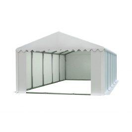 Skladový stan 6x10m biela PROFI