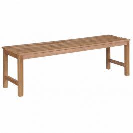 Záhradná lavička 150 cm z teakového dreva