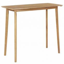 Barový stôl 120x60 cm z akáciového dreva