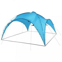 Párty stan oblúkový 450x450x265 cm Dekorhome Modrá