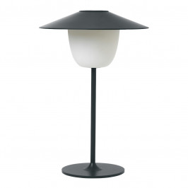 Blomus Mobilná LED lampa ANI LAMP tmavosivá