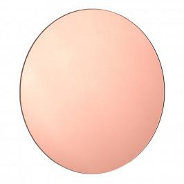 Blomus Zrkadlo okrúhle VISION ružové Ø 30 cm