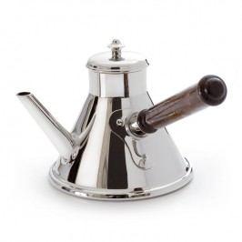 MAUVIEL Kanvička na kávu chrómovaná