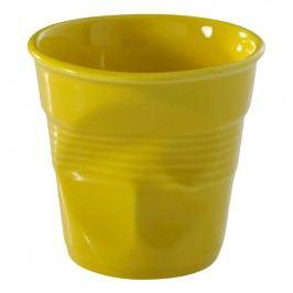 REVOL Téglik na espresso 8 cl žltá Seychely Froissés