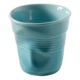 REVOL Téglik na espresso 8 cl karibská modrá Froissés