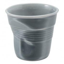 REVOL Téglik na cappuccino 18 cl sivá Froissés