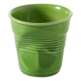 REVOL Téglik na cappuccino 18 cl limetková Froissés
