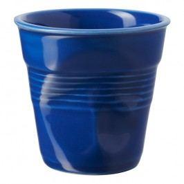 REVOL Téglik na cappuccino 18 cl modrá Froissés