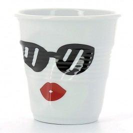REVOL Téglik na cappuccino 18 cl Madame Glam Froissés