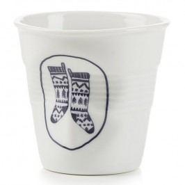 REVOL Téglik na cappuccino 18 cl Winter socks Froissés