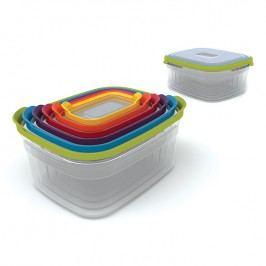 Joseph Joseph Kompaktná súprava úložných nádob Multi-colour Nest™ Storage 6