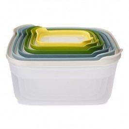 Joseph Joseph Kompaktná súprava úložných nádob Opal Nest™ Storage 6