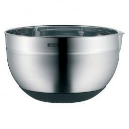 WMF Kuchynská miska z nehrdzavejúcej ocele Ø 24 cm so silikónovým dnom