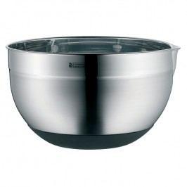 WMF Kuchynská miska z nehrdzavejúcej ocele Ø 22 cm so silikónovým dnom