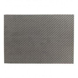 ZONE Prestieranie 30 × 40 cm silver black