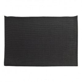 ZONE Prestieranie jednoduché 30 × 40 cm black