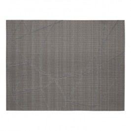 ZONE Prestieranie 30 × 40 cm silver line pattern