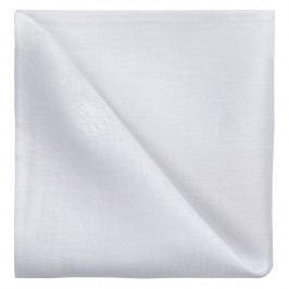 GEORG JENSEN DAMASK Obrúsok white 45 × 45 cm PLAIN